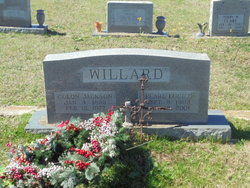Pearl Lucille <I>Donaldson</I> Willard