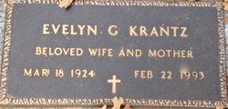 Evelyn Ann <I>Gossling</I> Krantz