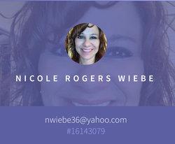 Nicole Rogers Wiebe