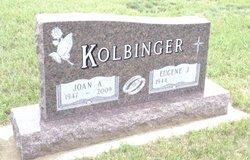 Joan A <I>Eveslage</I> Kolbinger