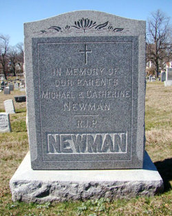 Catherine <I>Kernan</I> Newman