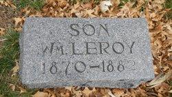 William Leroy George
