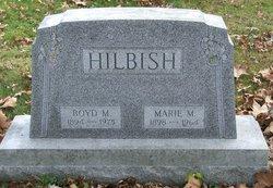 Marie Maude <I>Nye</I> Hilbish