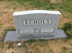 "Richard Wayne ""Ricky"" Echols"