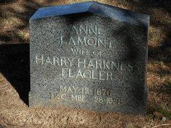 Anne Louise <I>Lamont</I> Flagler