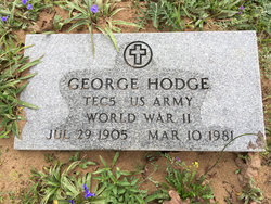 George Hodge