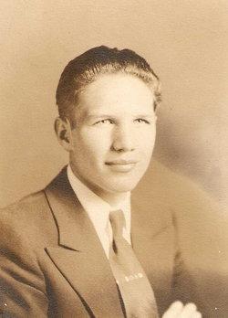 2Lt Orval Gerald McBride