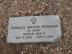 Horace Wayne Howard
