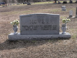 Dr Eric Alexander McVey, Jr
