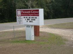 Pleasant Grove Missionary Baptist Church Cemetery