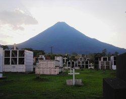 La Fortuna Cementerio