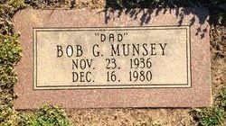 Bob G Munsey