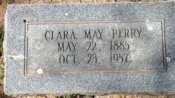 Clara May <I>Davis</I> Perry