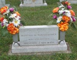 Martha May <I>Baker</I> Barnsfather