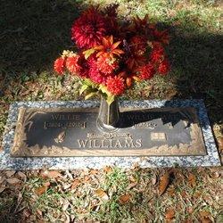 """Willie W """"Piney"""" Williams, Sr"""