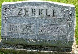 Mary Alice <I>Apple</I> Zerkle