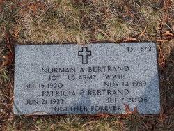 Norman A Bertrand