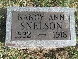 Nancy Ann <I>Lewin</I> Snelson