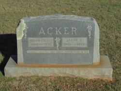"William Presley ""Bill"" Acker"