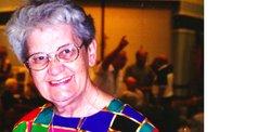 Sr Helen Seton (Mary Helen) Graves
