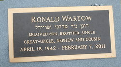 Ronald Wartow