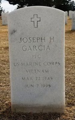 Joseph H Garcia
