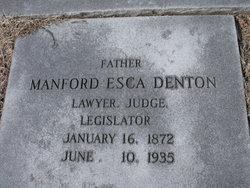 Manford Esca Denton