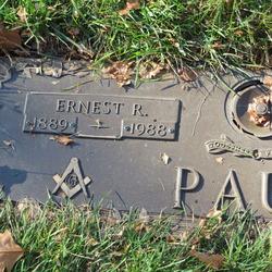 Ernest R Paul