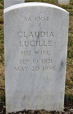 Claudia Lucille Smith
