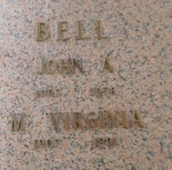 John Andrew Bell