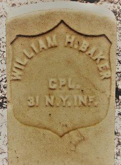 William H Baker