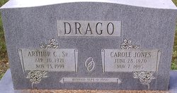 Arthur C Drago, Sr