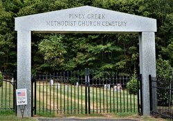 Piney Creek Methodist Church Cemetery