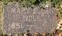 Mary Ellen <I>Clockzin</I> Noll