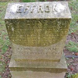 Leon Effron