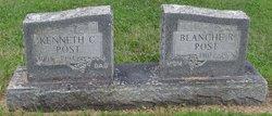 Blanche Rachel <I>Juckett</I> Post