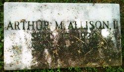 Arthur Moffett Allison, II