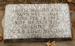 Louise <I>Mullins</I> Bell