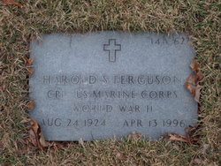 Harold S Ferguson