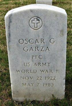 Oscar C Garza