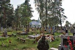 Nowoberezo Orthodox Cemetery