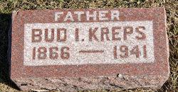 """Bufurd Isaac """"Bud"""" Kreps"""