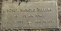 Bobby Harold Sellers