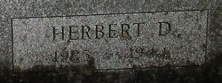 Pvt Herbert D. McCarvell
