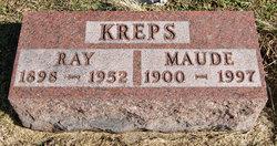 Maude M <I>Hall</I> Kreps