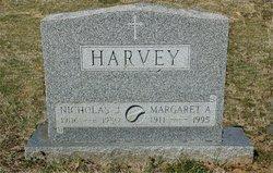 Margaret Ann <I>Bennett</I> Harvey
