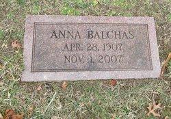 Anna Balchas