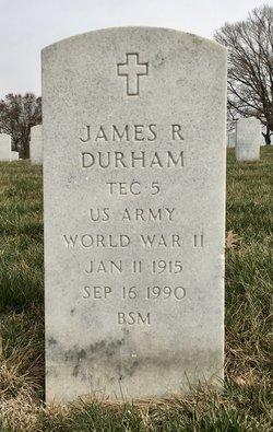James R Durham