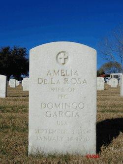 Amelia De La Rosa Garcia