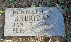 Kenneth W. Sheridan